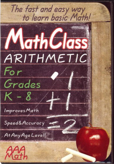 The Math Class CD